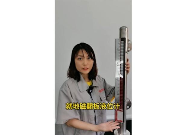 磁翻板液位计怎么实现远传?视频讲解