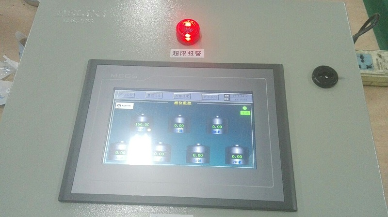 PCL显示箱