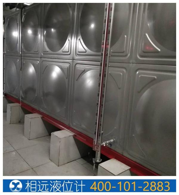 水箱磁翻板液位计