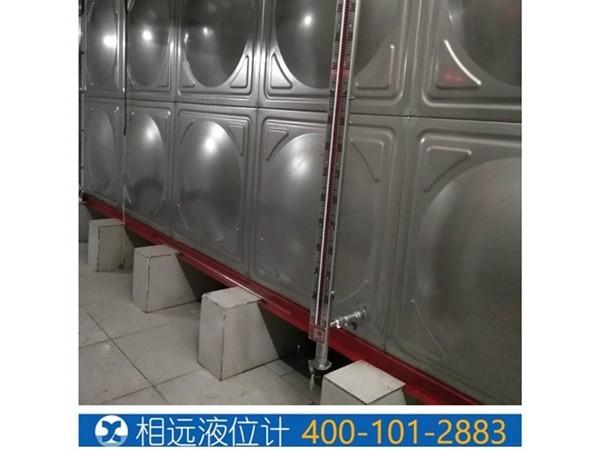 给水箱配多长的磁翻板液位计最合适?