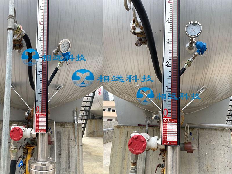 石油液化气磁浮液位计