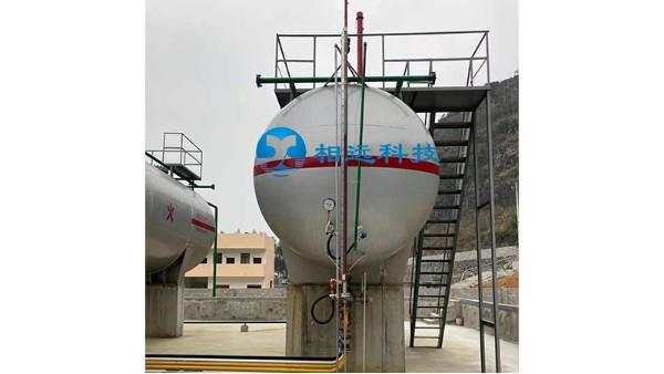 广西石油液化气磁翻板液位计客户反馈图