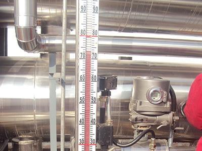 磁浮子液位计与磁翻板液位计的区别